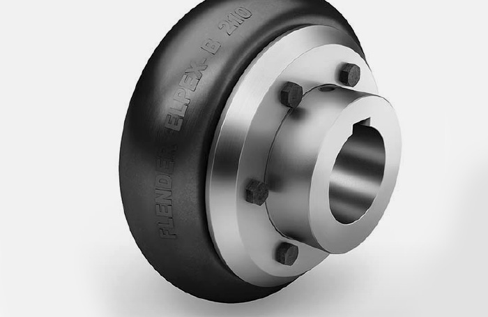 High-elasticity couplings