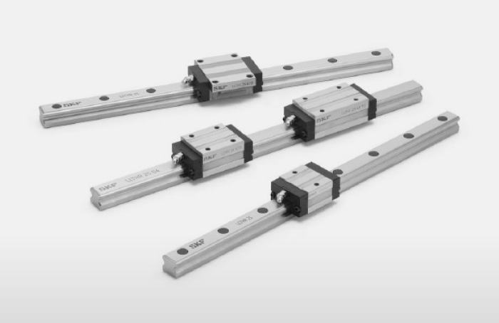 picture of profile rail guides