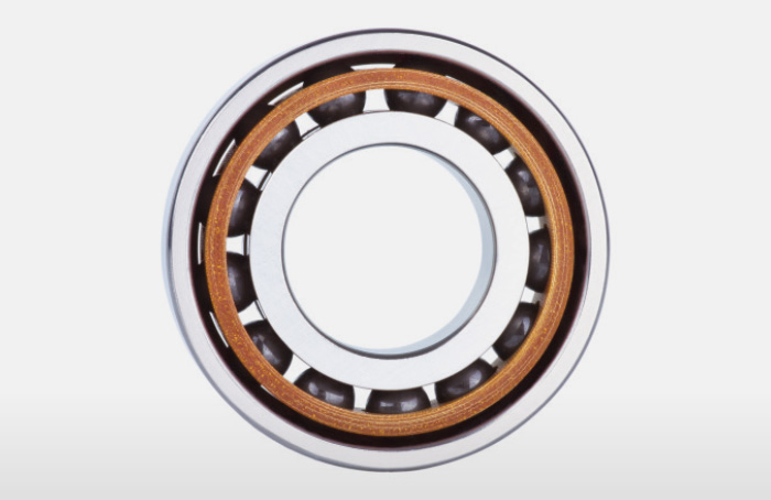 Miniature spindle ball bearings