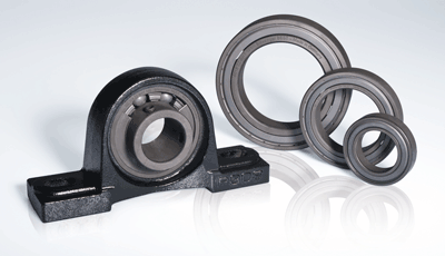 Picture of the Blässinger high-temperature bearing  EP2716924